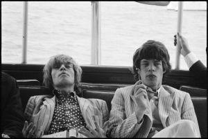 """""""Brian le daba ese toque especial a nuestra música."""" Mick Jagger"""